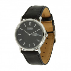 Ceas Citizen Watches BM8240-03E Eco-Drive Leather Watch | 100% originali, import SUA, 10 zile lucratoare - Ceas barbatesc Citizen, Casual