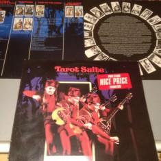 MIKE BATT and friends -RORY GALLAGHER - TAROT SUITE(1979/ CBS REC/ RFG ) - VINIL - Muzica Rock Columbia