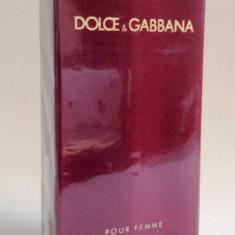 DOLCE&GABBANA pour femme-eau de parfum, 100ml.-replica calitatea A++ - Parfum femeie Dolce & Gabbana, Apa de parfum
