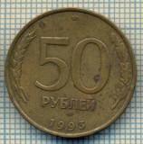 5486 MONEDA - RUSIA- 50 ROUBLES -ANUL 1993 -starea care se vede