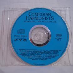 Vand cd audio Comedian Harmonists-Veronika cd 1+cd 2, original, fara coperta! - Muzica Pop Altele