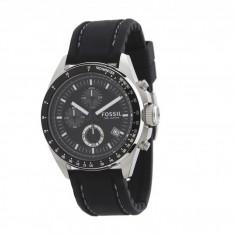 Ceas Fossil CH2573 Silicon Strap Analog Dial Chronograph Watch | 100% originali, import SUA, 10 zile lucratoare - Ceas barbatesc
