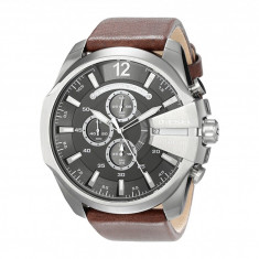 Ceas Diesel DZ4290 Leather Quartz Watch | 100% originali, import SUA, 10 zile lucratoare - Ceas barbatesc Diesel, Fashion