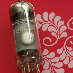 Lampa Tungsram EF 80 ! - folosita
