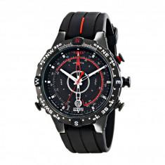 Ceas Timex Intelligent Quartz Adventure Series Tide Temp Compass Silicone Strap Watch   100% originali, import SUA, 10 zile lucratoare - Ceas barbatesc