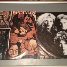 VAN HALEN cu DAVID LEE ROTH - FAIR WARNING (1981 /WARNER REC/ RFG ) - VINIL/ROCK - Muzica Rock