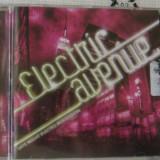Electric Avenue - Late Night Electro Mixsession - Muzica House, CD