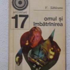 OMUL SI IMBATRANIREA -V.SAHLEANU