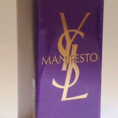 YVES SAINT LAURENT MANIFESTO-eau de parfum, dama, 90ml.-replica calitatea A++ - Parfum femeie Yves Saint Laurent, Apa de parfum