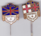 Lot 2 Insigne vechi - Federatia de Fotbal din Anglia