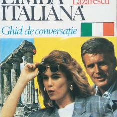 LIMBA ITALIANA GHID DE CONVERSATIE - Adriana Lazarescu - Curs Limba Italiana