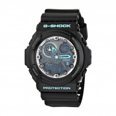 Ceas Casio G-Shock Blue Accent GA300 | 100% original, import SUA, 10 zile lucratoare - Ceas barbatesc