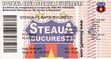 Bilet meci fotbal STEAUA BUCURESTI - RAPID BUCURESTI 16.09.2007