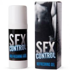 Sex Control Delay crema ejaculare prematura, 30ml - Stimulente sexuale, Intarzierea ejacularii