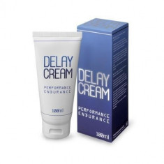 Delay crema contra ejaculare precoce, 100ml - Stimulente sexuale, Intarzierea ejacularii