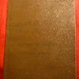 CFR -Directiunea Studii - Analize Preturi - Sapaturi si Lucrari Anexe -Ed. 1942 - Carti Constructii