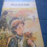 ANATOLE FRANCE - POVESTIRI - Carte de povesti