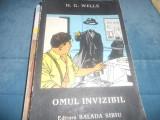 H. G. WELLS - OMUL INVIZIBIL, H.G. Wells