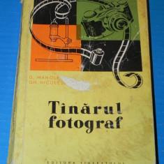 TANARUL FOTOGRAF - D MANOLESCU, GR NICULESCU