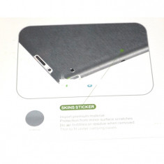 Sticker skin iPad 2 iPad 3 silver