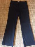 Pantaloni negri de dama Calvin Klein