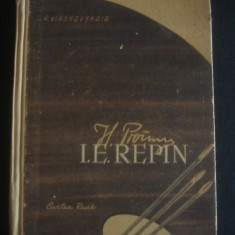 O. A. LIASKOVSKAIA - I. E. REPIN 1844-1930
