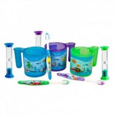 Set igiena dentara copii Prietenii Oceanelor