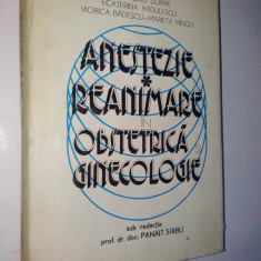 Anestezie - Reanimare in obstetrica si ginecologie - 1977