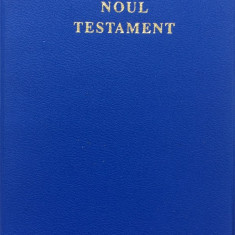 NOUL TESTAMENT - Editie de buzunar