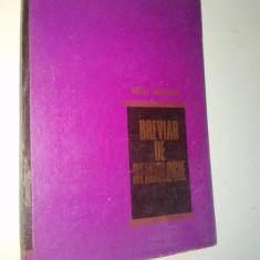 Breviar de semiologie - Vintila Mihailescu - 1979
