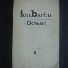 ION BARBU - OCHEAN, Alta editura