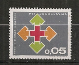 Iugoslavia.1966  Crucea Rosie  SI.842