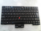 TASTATURA LAPTOP LENOVO THINKPAD X60S PERFECT FUNCTIONALA