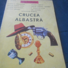 CRUCEA ALBASTRA POVESTIRI POLITISTE - Carte politiste