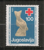 Iugoslavia.1980 Crucea Rosie  SI.864