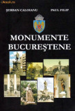 Monumente Bucurestene - album rar si de calitate, Monitorul Oficial