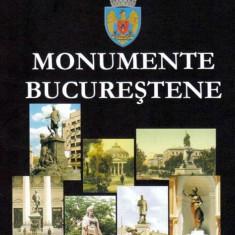 Monumente Bucurestene - album enciclopedic