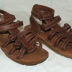 Sandale copii ELEFANTEN - nr 29, Culoare: Din imagine, Piele naturala