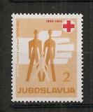 Iugoslavia.1959 Porto-Crucea Rosie  SI.883