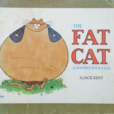 THE FAT CAT. A DANISH FOLKTALE - Carte pentru copii in limba engleza - Carte educativa