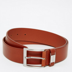 Curea originala Hugo Boss model CONNIO tan brown - Curea Barbati Diesel, Marime: 110cm, 120cm, Culoare: Din imagine