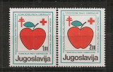 Iugoslavia.1983 Crucea Rosie  SI.869