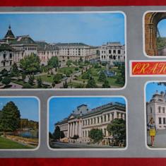 Vedere - Craiova - Carte Postala Banat dupa 1918, Circulata