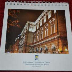 CALENDAR UNIVERSITATEA TRANSILVANIA DIN BRASOV 2009 - Calendar colectie