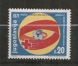 Iugoslavia.1971 Crucea Rosie  SI.850