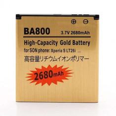 Acumulator Gold De Putere Sony Xperia LT26i 2680 mAh