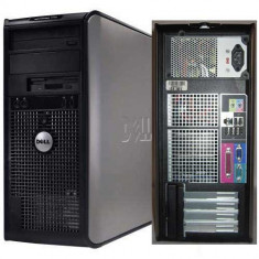 CALCULATOR DELL OPTIPLEX 745 TOWER C2D 2x2.40GHZ, 2GB DDR2, 160GB S-ATA, DVD-ROM - Sisteme desktop fara monitor, Intel Core 2 Duo, 2001-2500 Mhz, 100-199 GB, LGA775