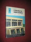 N.G. Ioan -  Constructii hidrotehnice, manual pentru anul III
