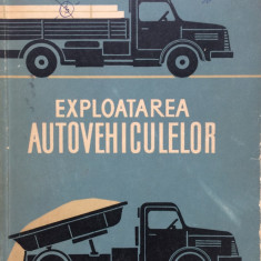 EXPLOATAREA AUTOVEHICULELOR - Dan Ignat - Carti Transporturi