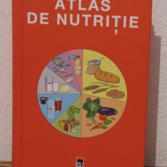 ATLAS DE NUTRITIE - Carte Dietoterapie
